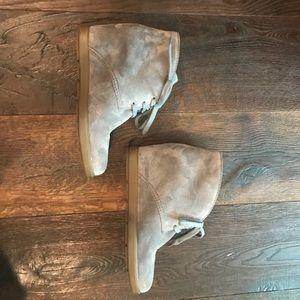 Prada Desert Boots 11.5(41.5) Gray